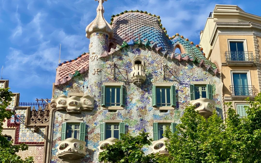 Gaudí´s Casa Batlló – A modernist gem