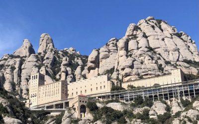 The Mountain Monastery of Montserrat